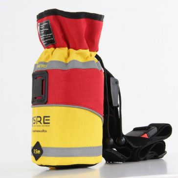 ND SAFETY 20M THROW BAG WITH HIGH VISIBILITY LINE